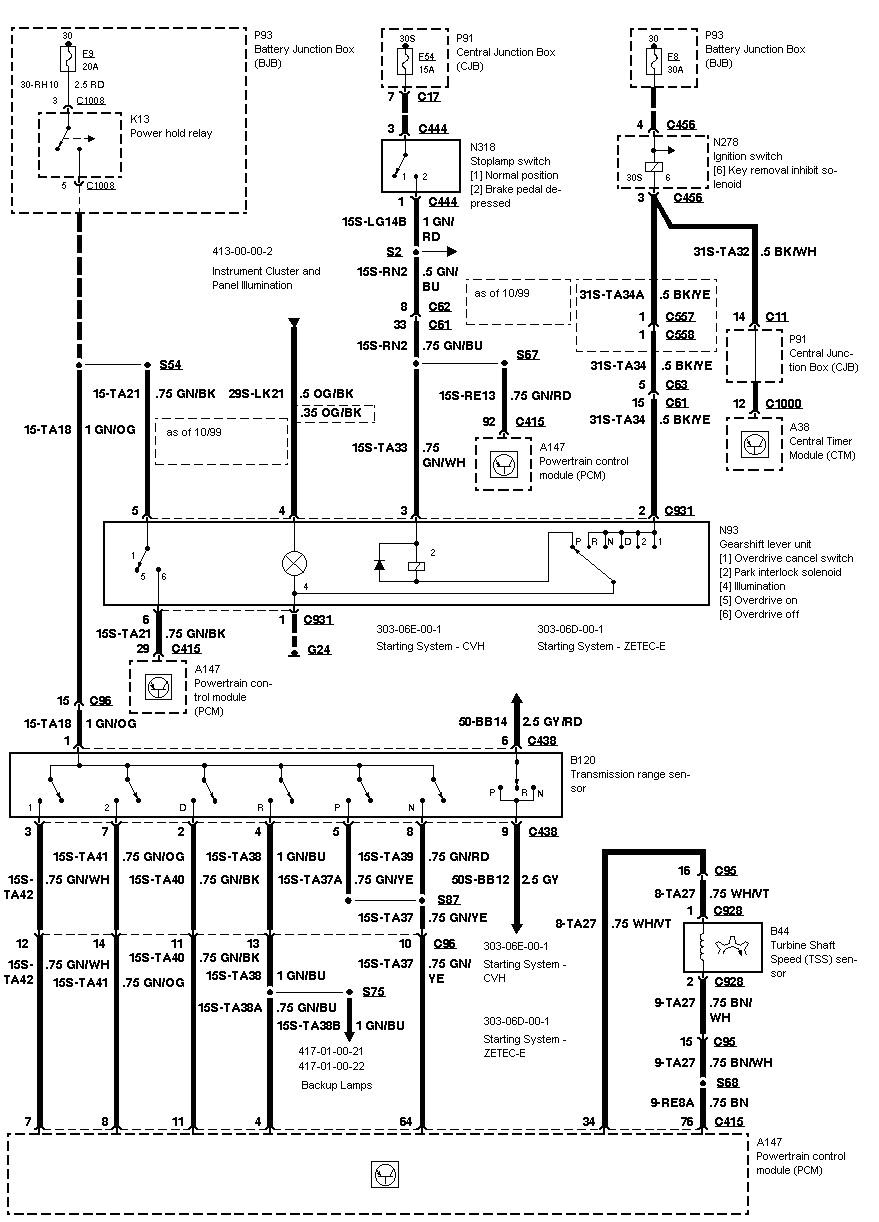 diagram 2000 ford focus vacuum hose diagram ford focus alternator 2000 focus fuse diagram
