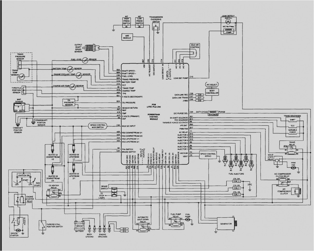 wiring diagram for 93 jeep grand cherokee luxury amazing 1996 jeep grand cherokee pcm wiring diagram inspiration jpg