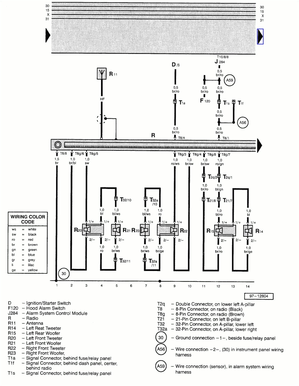 98 jetta wiring diagram wiring diagram show 98 jetta radio wiring diagram