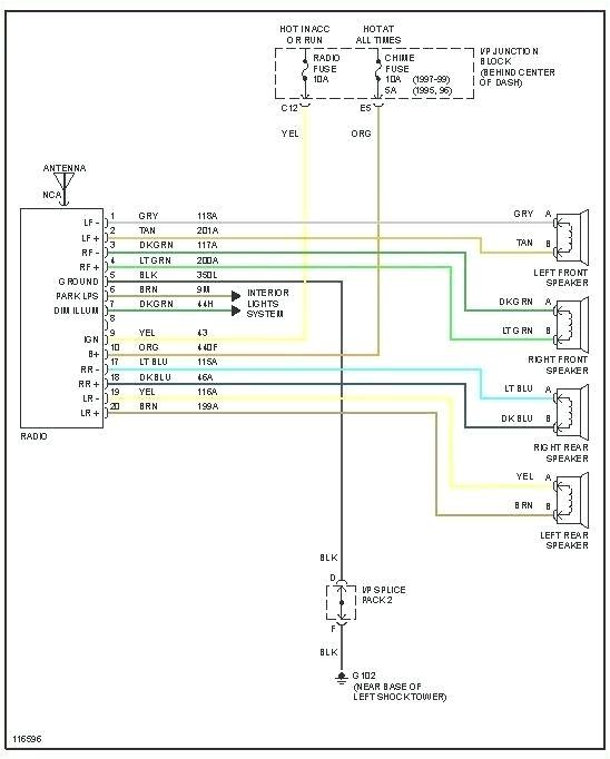 2000 Saturn Radio Wiring Diagram 1994 Saturn Wiring Diagram Wiring Diagram