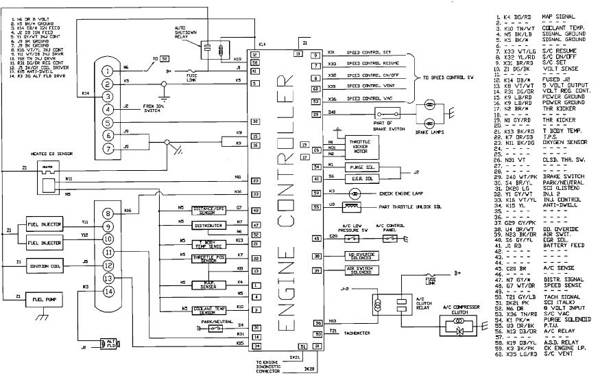 dodge b250 ram van wagon 5 2l 318ci repairdodge 318 wiring 14
