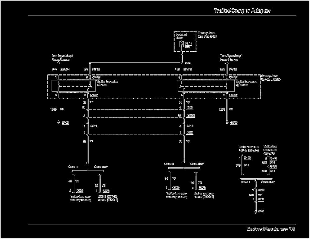 2001 ford explorer sport trac radio view diagram schema wiring diagram