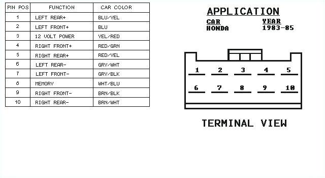 94 accord stereo wiring wiring diagram expert 1994 honda accord wiring harness