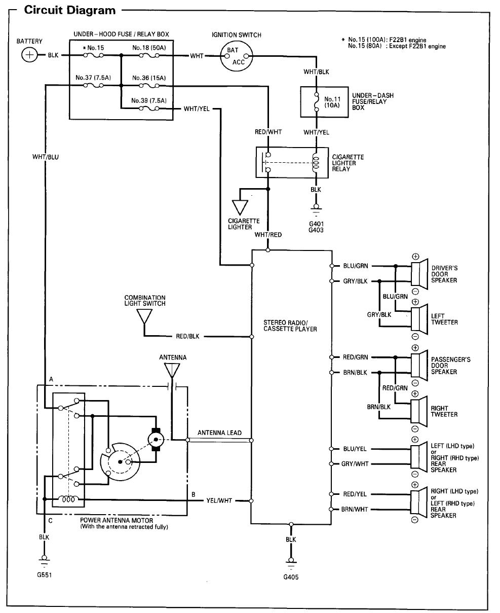 2002 honda accord wiring diagram wiring diagram rows 2002 honda accord wiring diagram