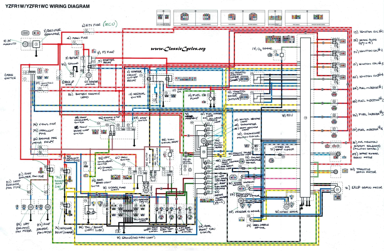 2001 yzf r1 wiring diagram wiring diagram list yamaha r1 wiring diagram 2008 yzf r1 wire diagram