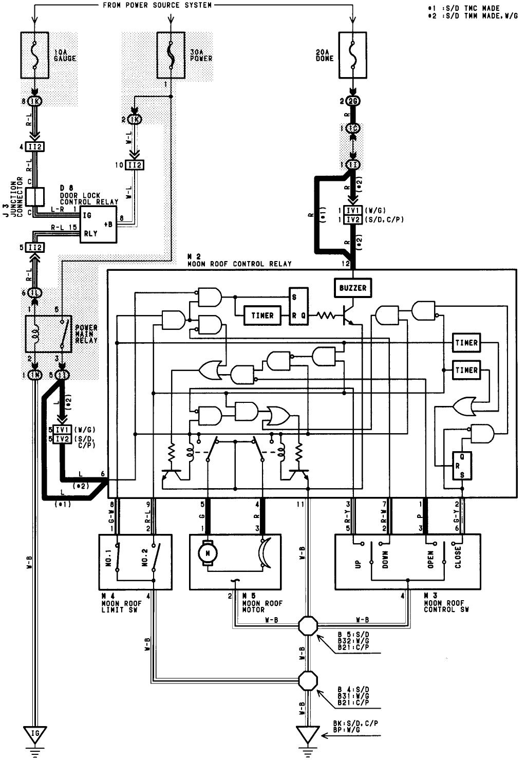2002 Camry Wiring Diagram Pdf 1991 Camry Wiring Diagram Wiring Diagram Autovehicle