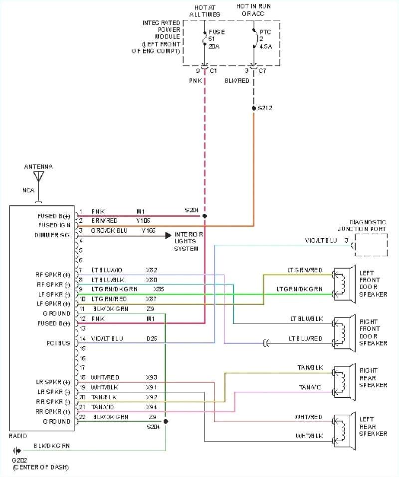 2002 dodge ram stereo wiring wiring diagram expert 2002 dodge ram 1500 electrical diagram data wiring