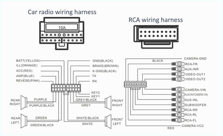 2002 ford Taurus Wiring Diagram ford Taurus Stereo Wiring Diagram Wiring Diagrams Value