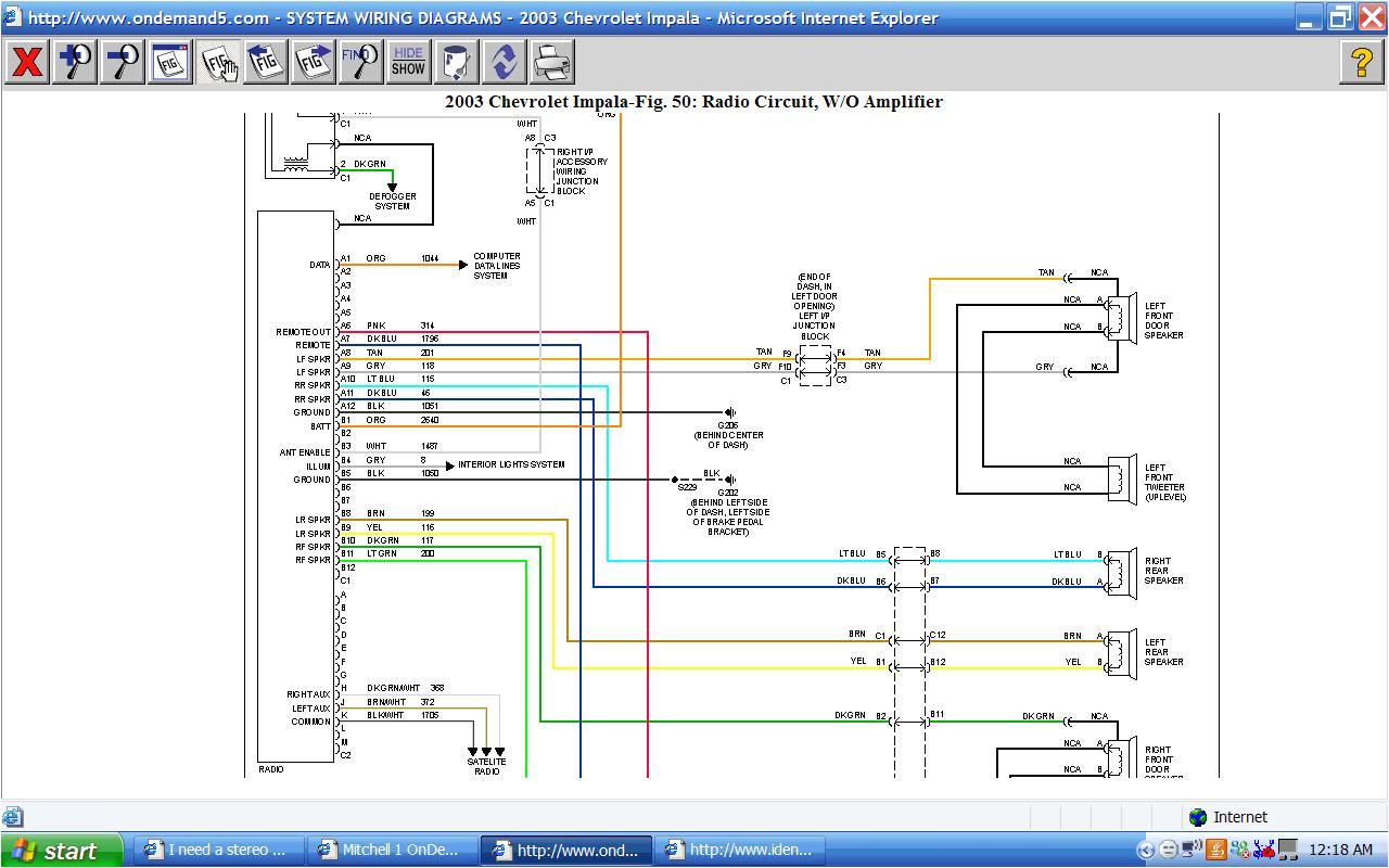 wiring diagram 2002 chevy impala wiring diagram technic 02 impala wiring diagram