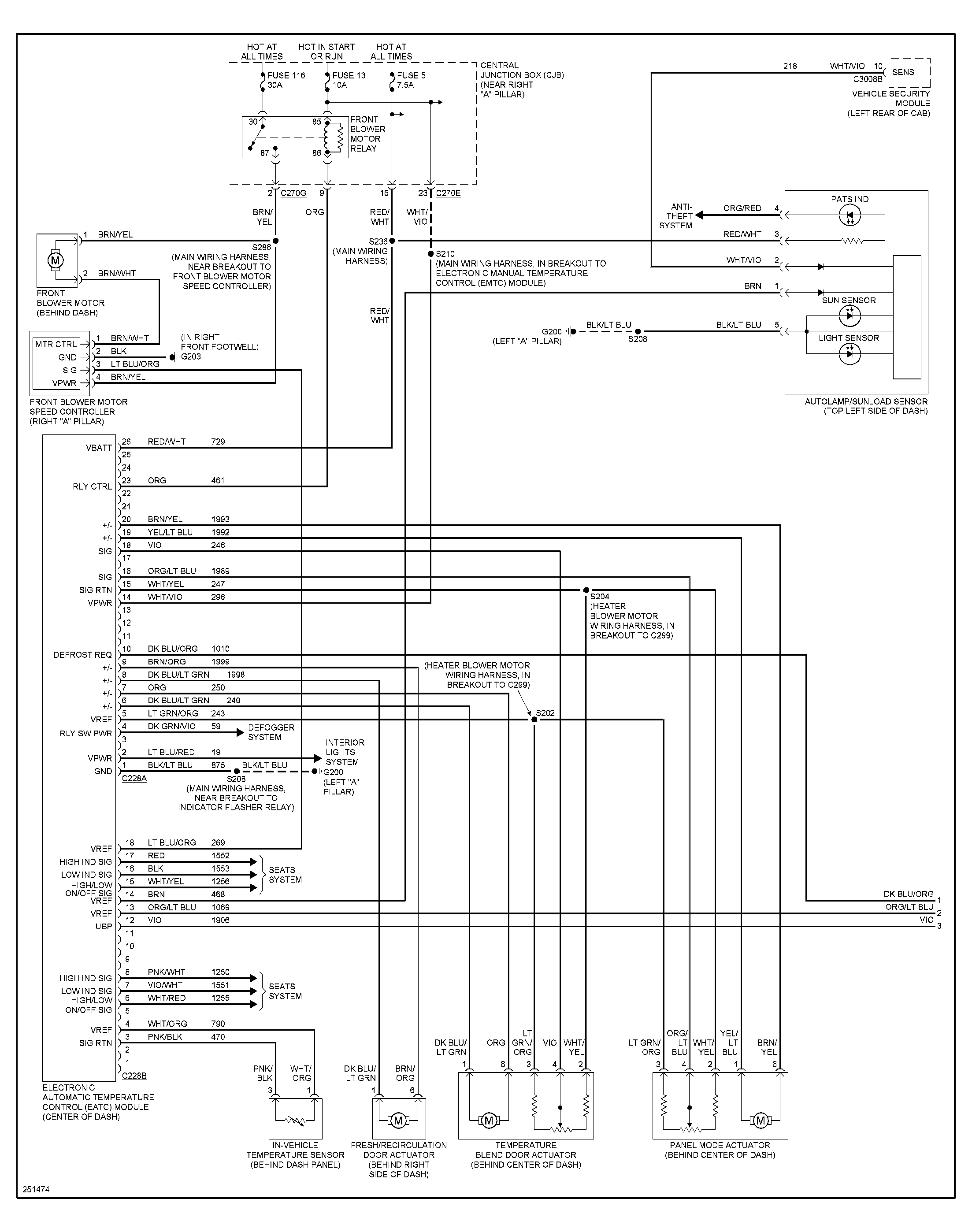 ford ac wiring diagram wiring diagram centre 2003 ford f 150 ac wiring diagram