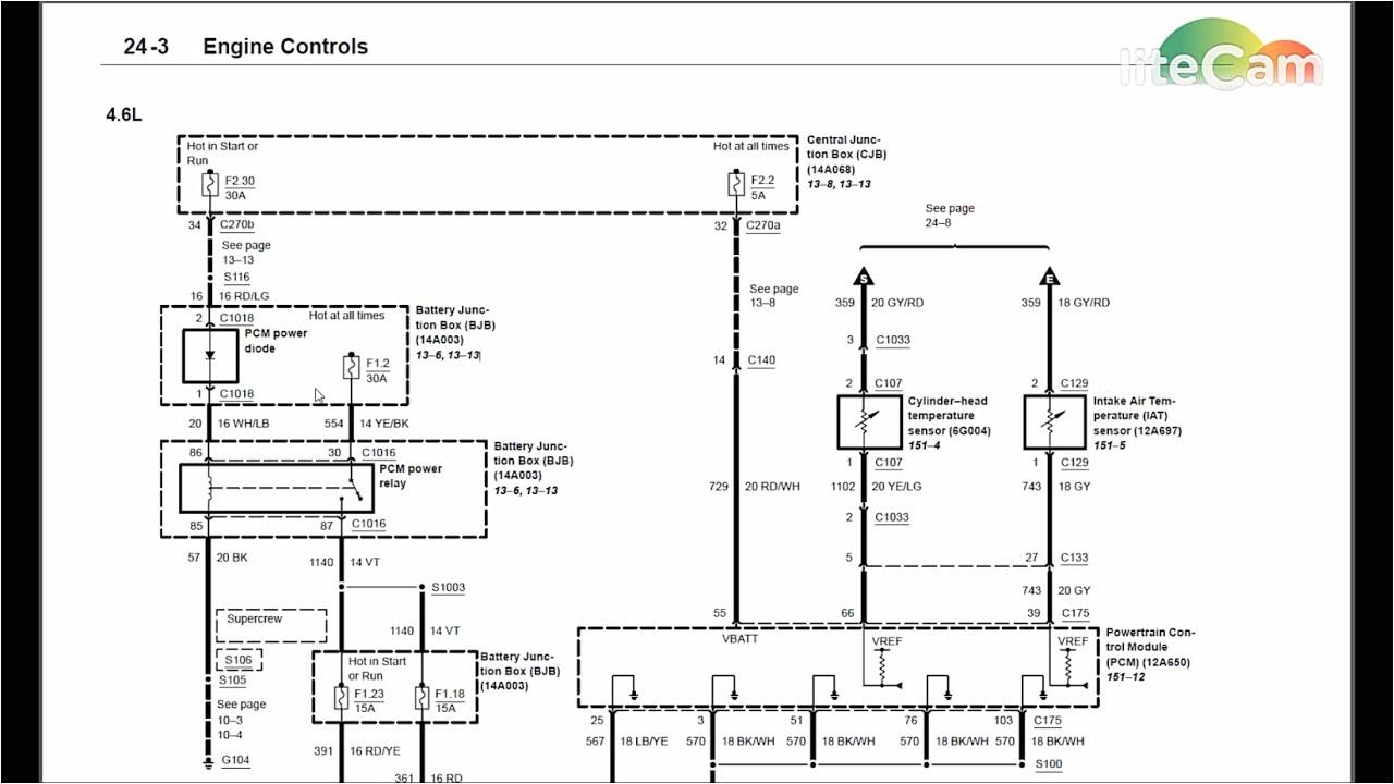 2003 ford F150 Wiring Diagram Wiring Diagram Diagnostics 1 2003 ford F 150 No Start theft Light