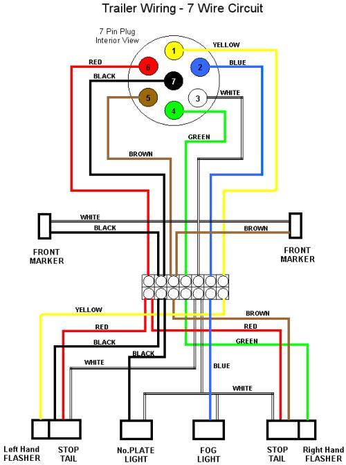 trailer wiring diagrams offroaders com trailmaster trailer wiring diagram trailmaster trailer wiring diagram