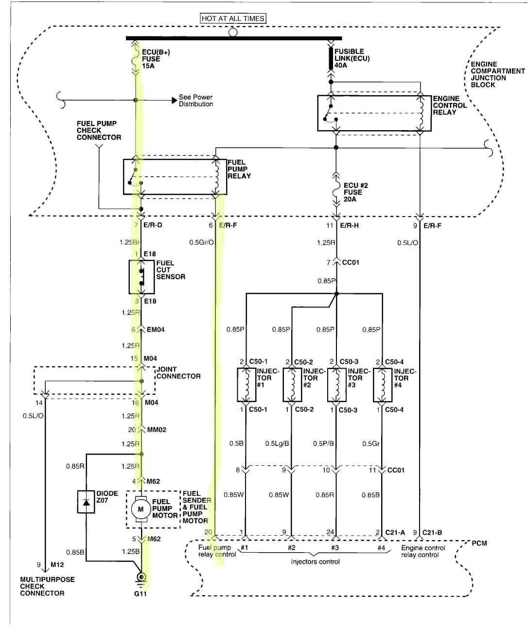 hyundai timing belt engine diagram a i have a hyundai santa fe 2 4l automatic the car