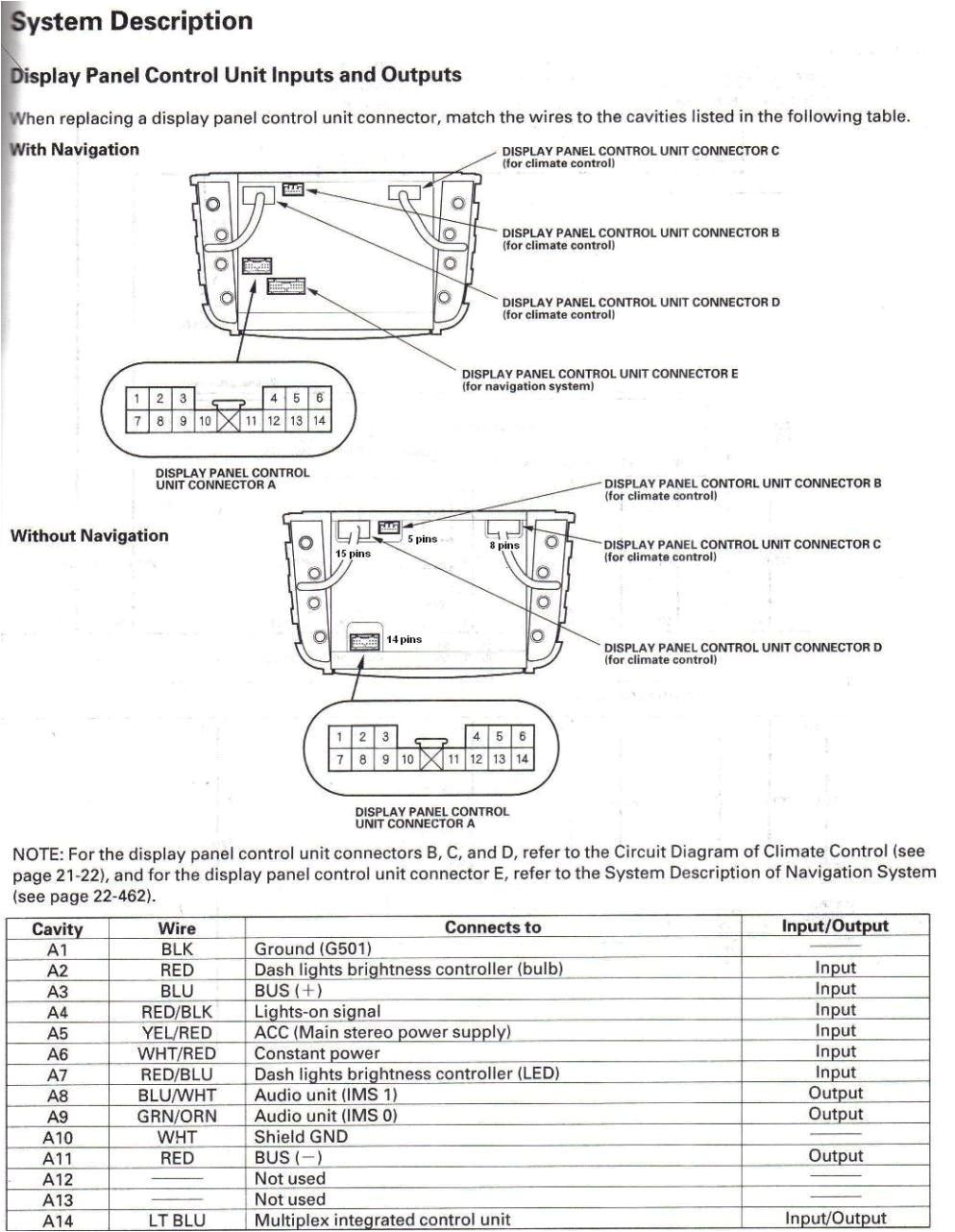 2004 Acura Tl Speaker Wiring Diagram 2004 Acura Tsx Radio Wiring Wiring Library