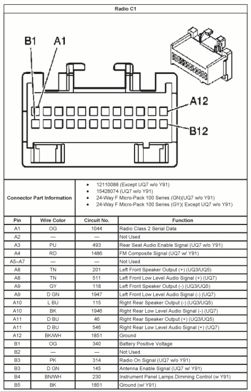 2006 tahoe radio wiring boese search wiring diagram 04 silverado stereo wiring diagram my wiring diagram
