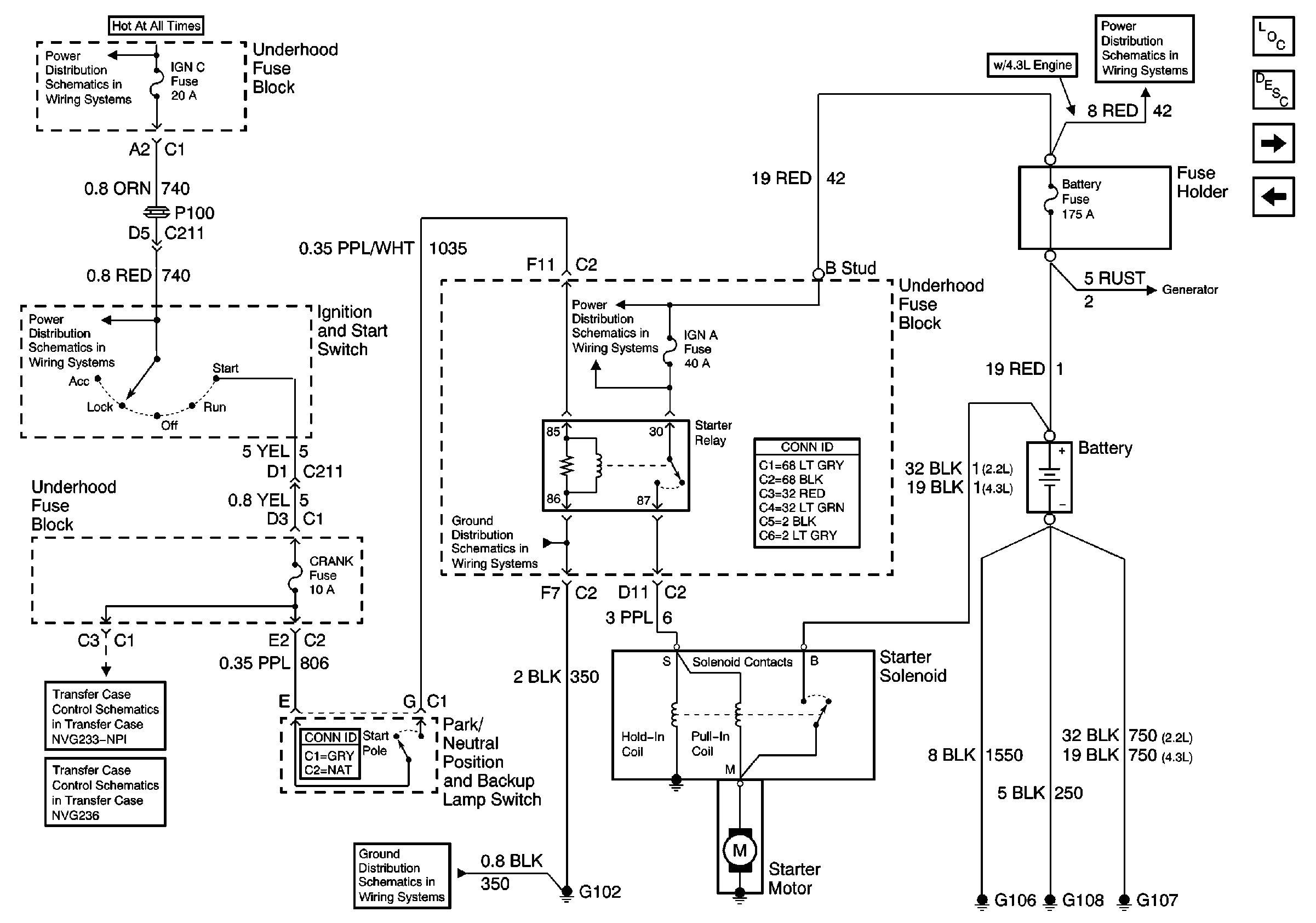 2004 Chevy Trailblazer Ignition Wiring Diagram Trailblazer Ignition Diagram Wiring Diagram Technic
