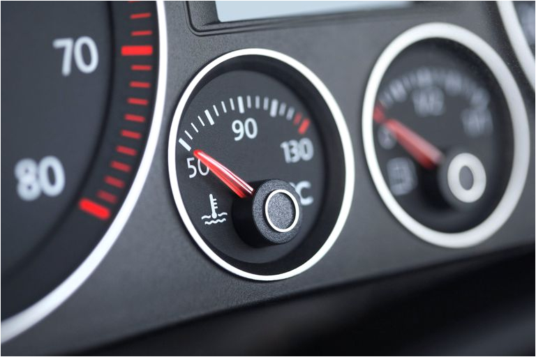 dashboard gauges in car not working