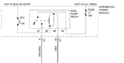 solved where is relay switch for fuel pump on 2004 dodge fixya 2004 dodge durango fuel pump wiring diagram 2004 ram fuel pump wiring diagram