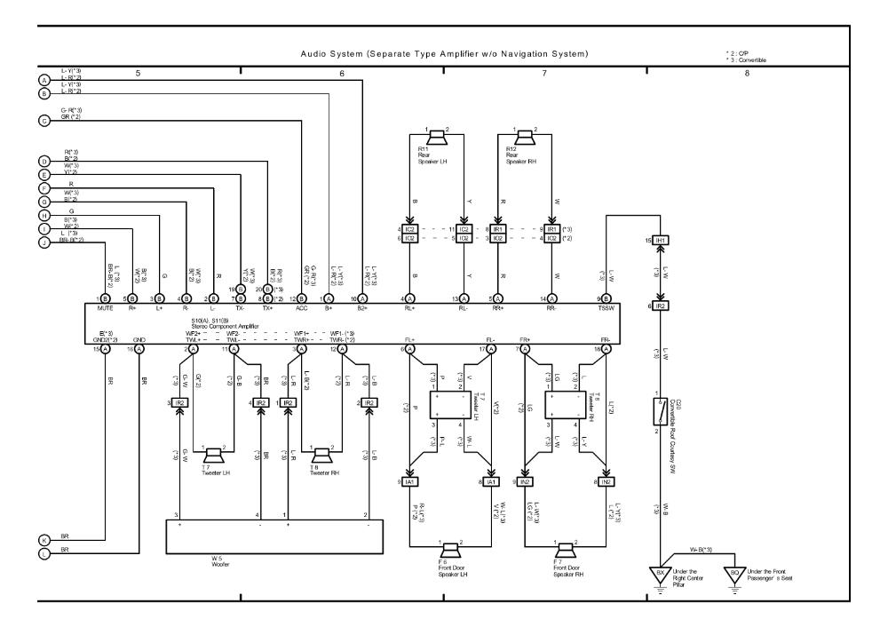 audio system 2004