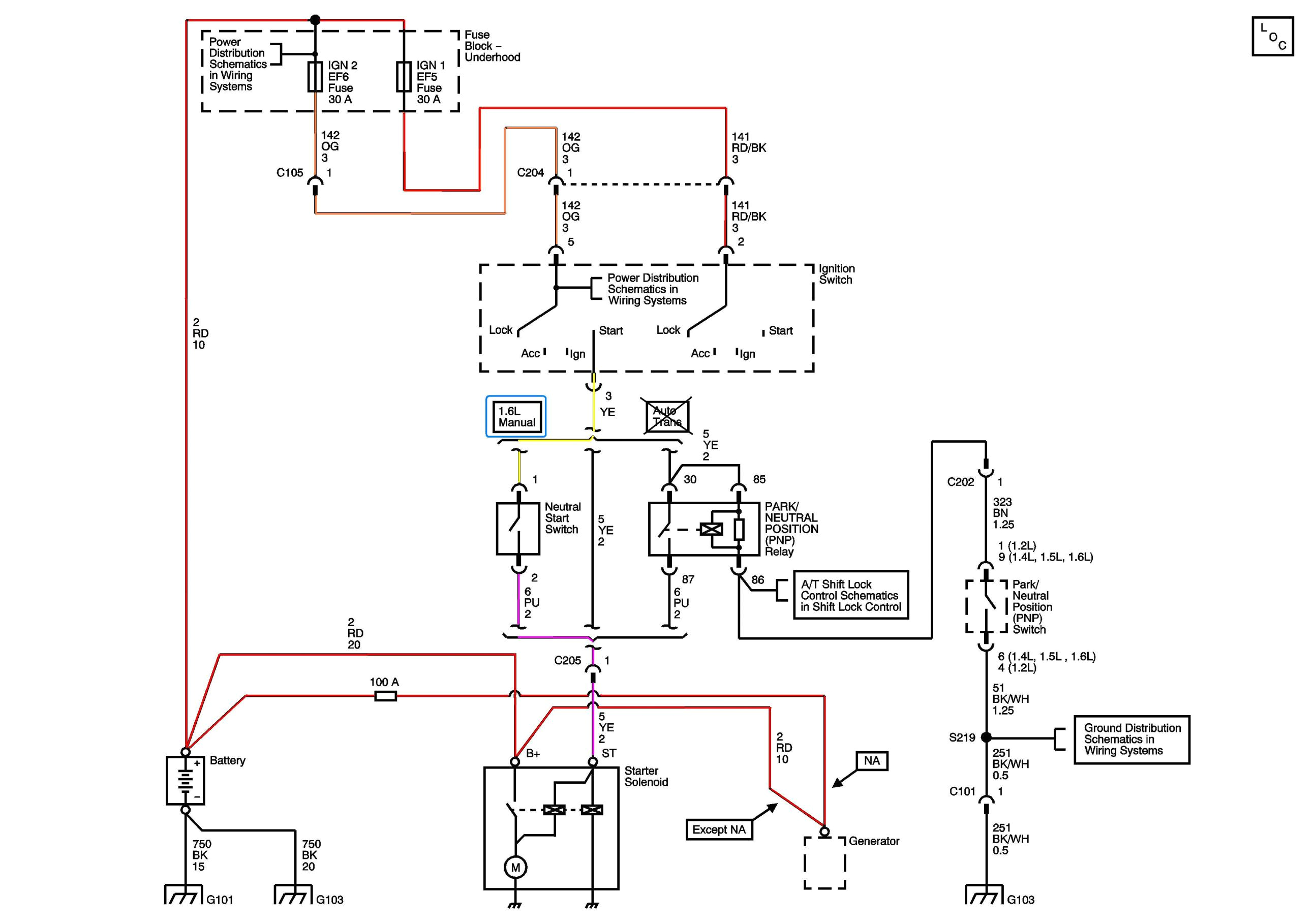 chevrolet aveo forum and owners club aveoforum com 2005 chevy equinox starter wiring diagram 2005 chevy starter wiring diagram