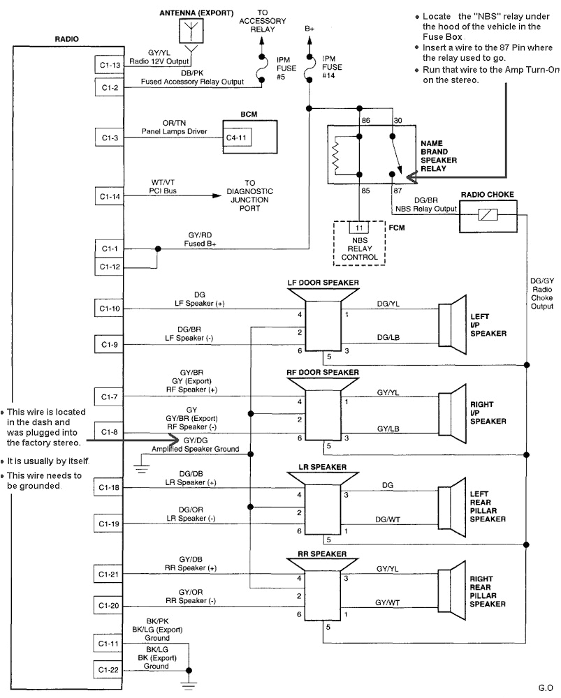 chrysler 2005 infinity wiring wiring diagram showmopar infinity wiring diagram wiring diagram structure chrysler 2005 infinity