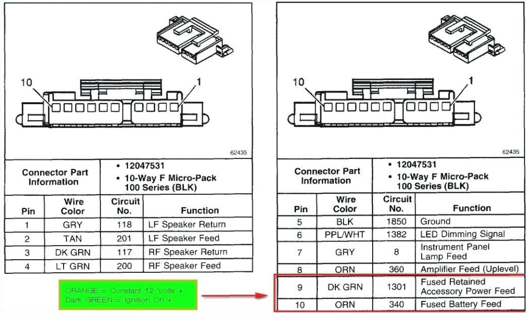 gmc sierra radio wiring wiring diagram inside stereo wiring diagram 2002 gmc sierra gmc radio wiring