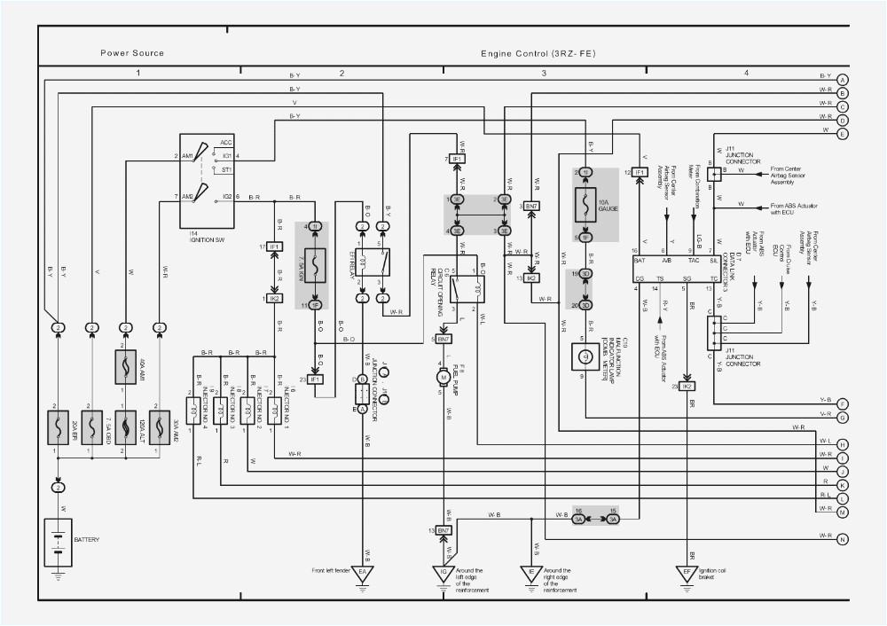 2004 tacoma wiring diagram