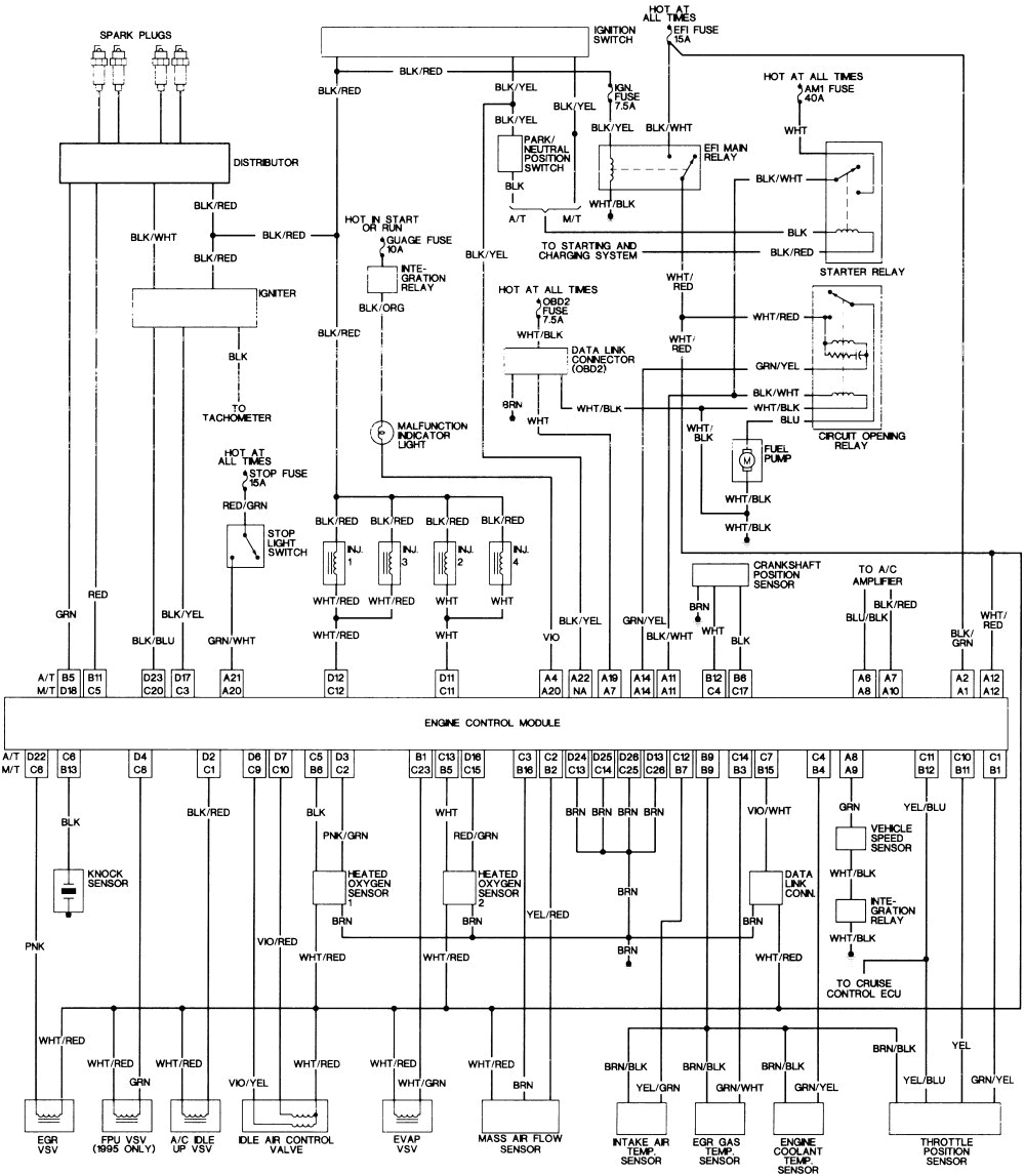 toyota tacoma electrical wiring diagram lights wiring diagram home 2002 toyota tacoma tail light wiring diagram