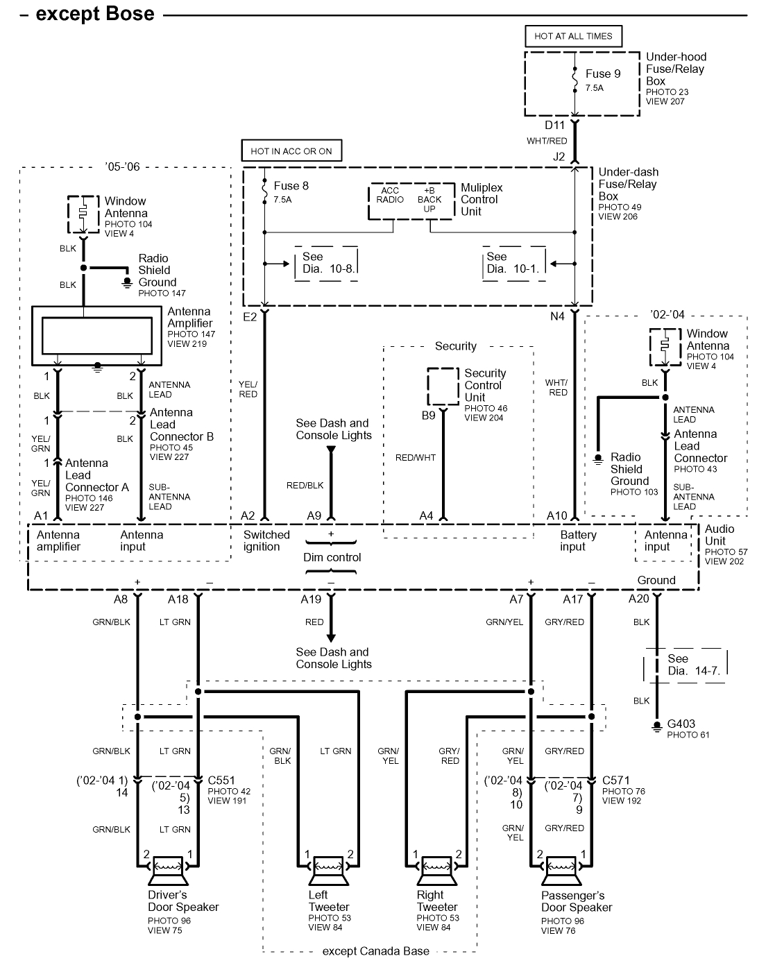 acura of car ac wiring diagram schema wiring diagram acura of car ac wiring diagram