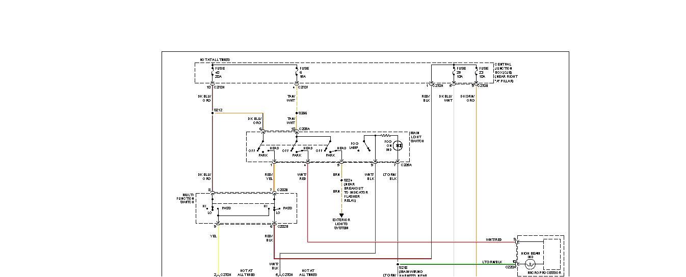 2006 F150 Headlight Wiring Diagram 2006 F150 Wiring Diagram Dimmer Data Wiring Diagram