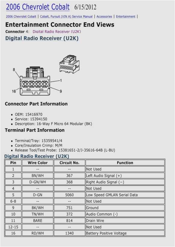 2006 Impala Stereo Wiring Diagram 07 Impala Wiring Diagram Wds Wiring Diagram Database
