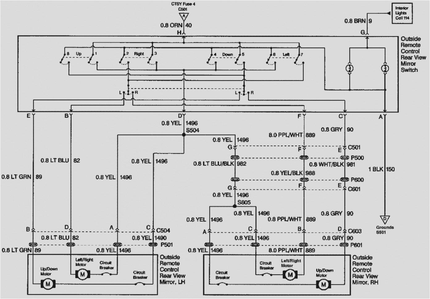 2004 chevy trailblazer engine wiring diagram database