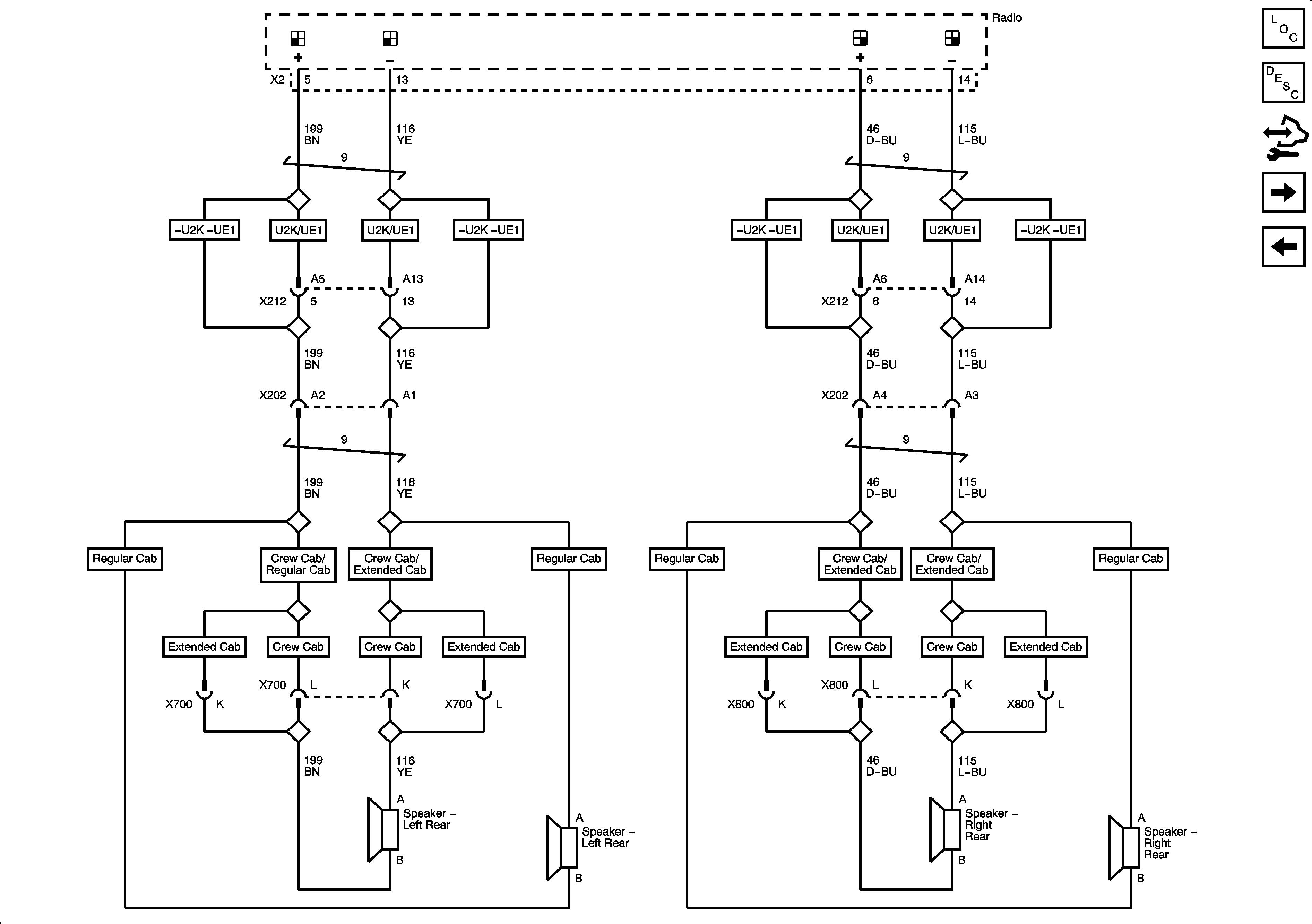 wiring diagram impala radio blog chevy silverado unique jpg