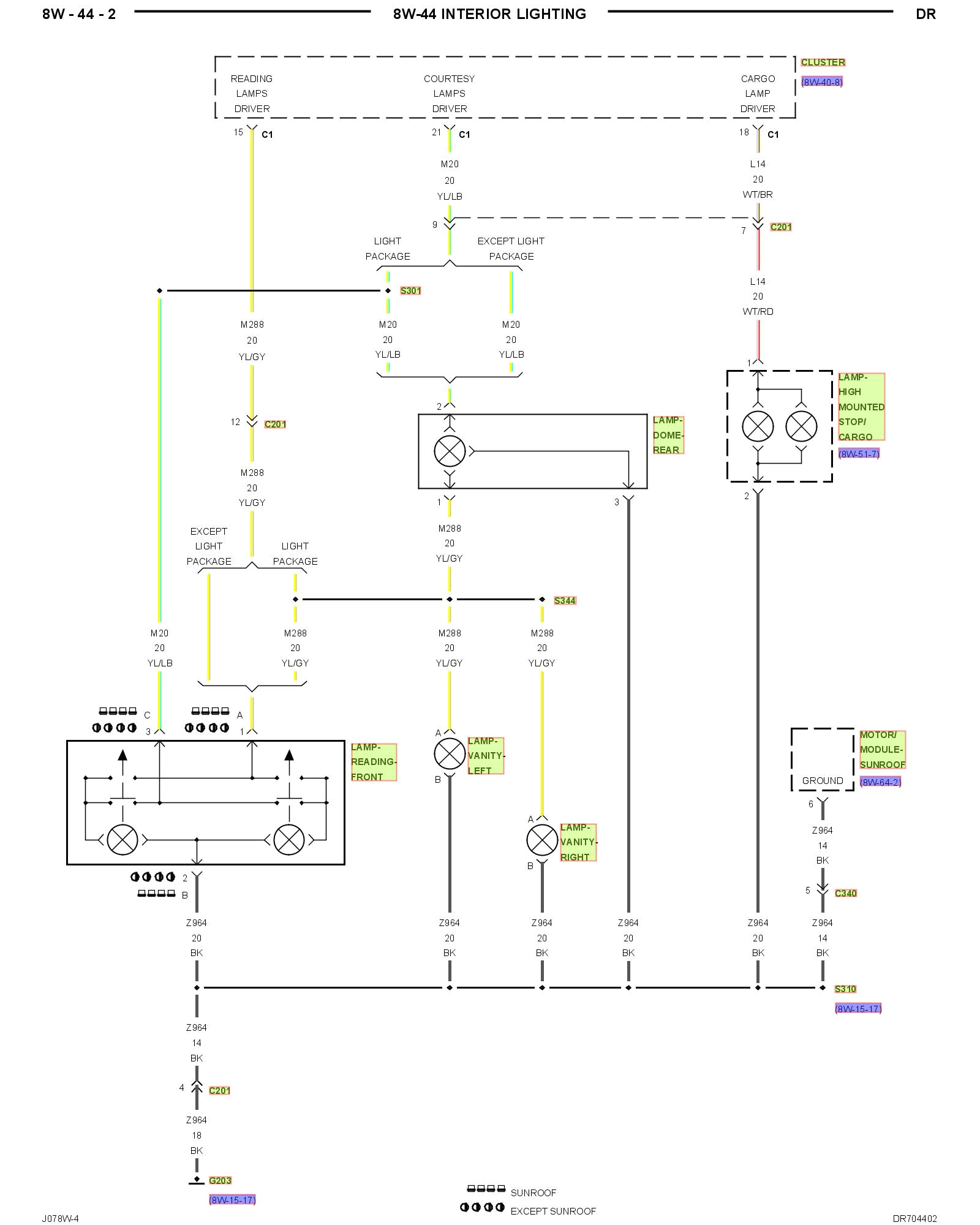 [WQZT_9871]  1996 dodge ram 2500 diesel wiring diagram | 2008 Dodge Ram Radio Wiring Diagram |  | design-community.net