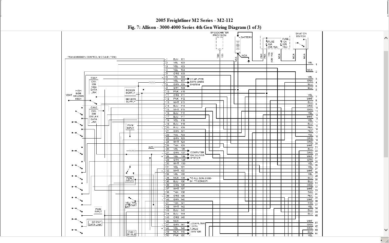 freightliner brake light wiring diagram 2007 m2 mesmerizing diagrams or