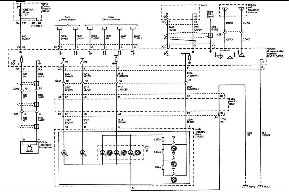2007 saturn vue radio wiring diagram i was told that i would only have to disconnect