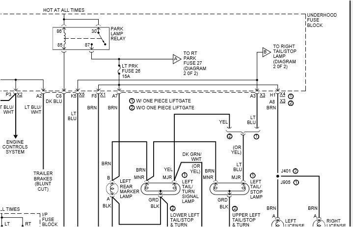 silverado tail light wiring harness wiring diagram article 08 silverado tail light wiring diagram