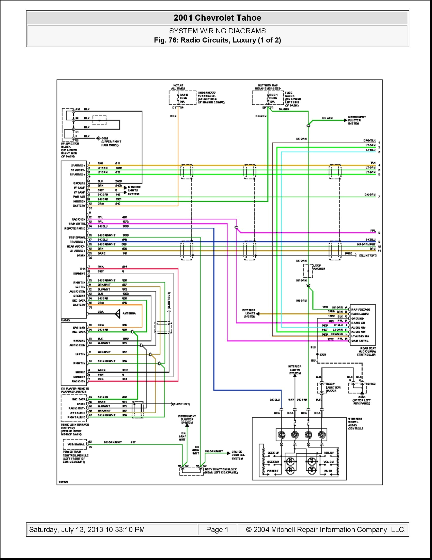 2011 Chevy Traverse Wiring Diagram 2015 Cruze Stereo Wire Diagram Wiring Diagram Page