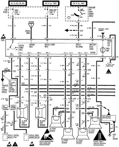 stereo wiring diagram or help chevrolet forum chevy enthusiastschevy traverse radio wiring 1