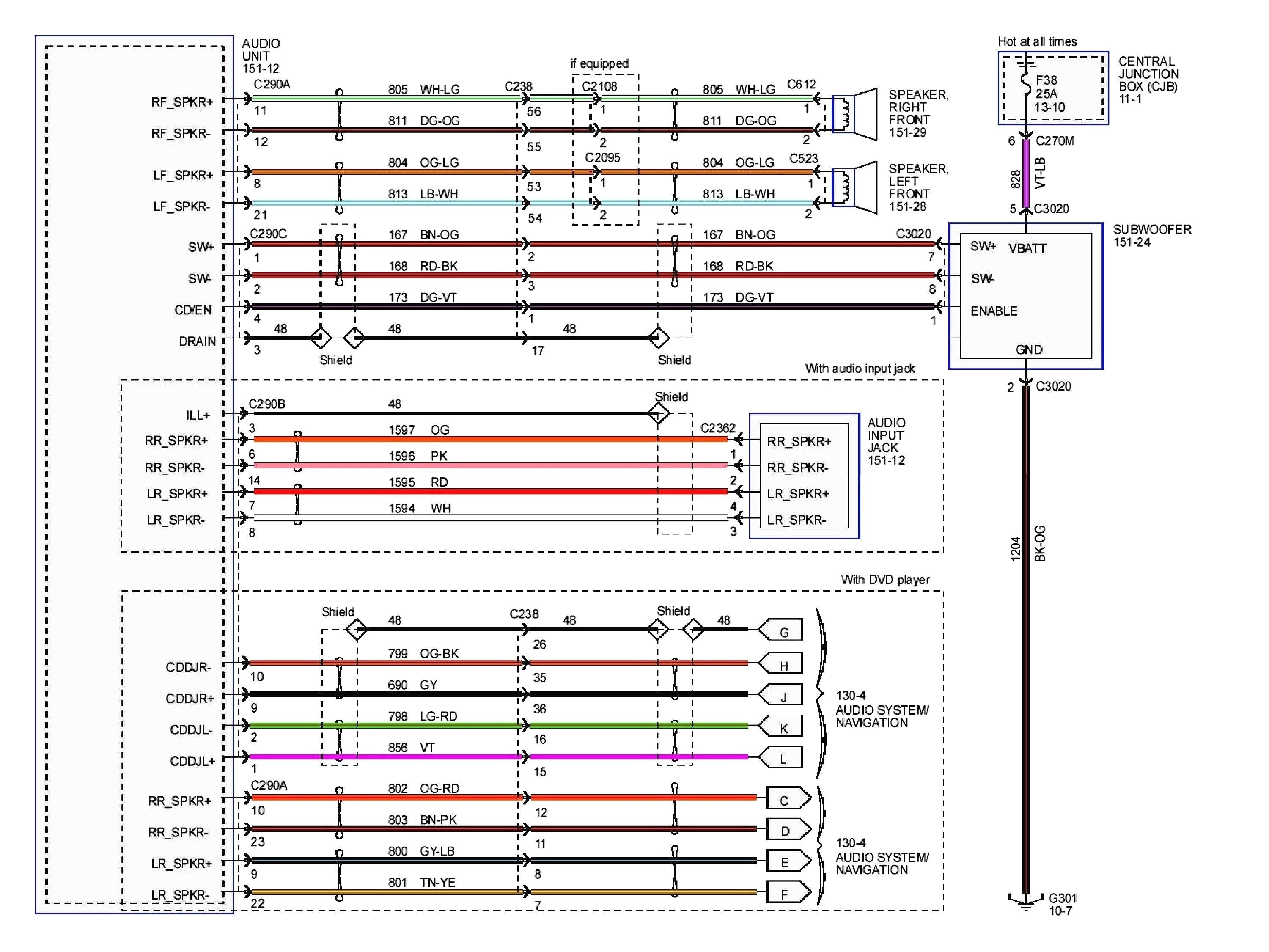 ford fusion stereo wiring harness wiring diagram toolbox 2014 ford fusion radio wiring diagram