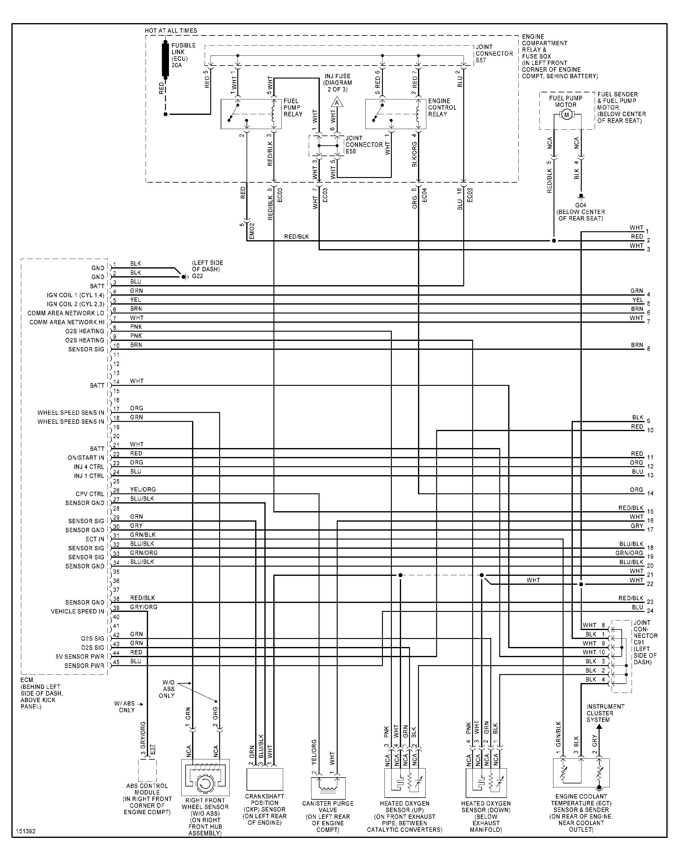 wiring diagram for hyundai santa fe