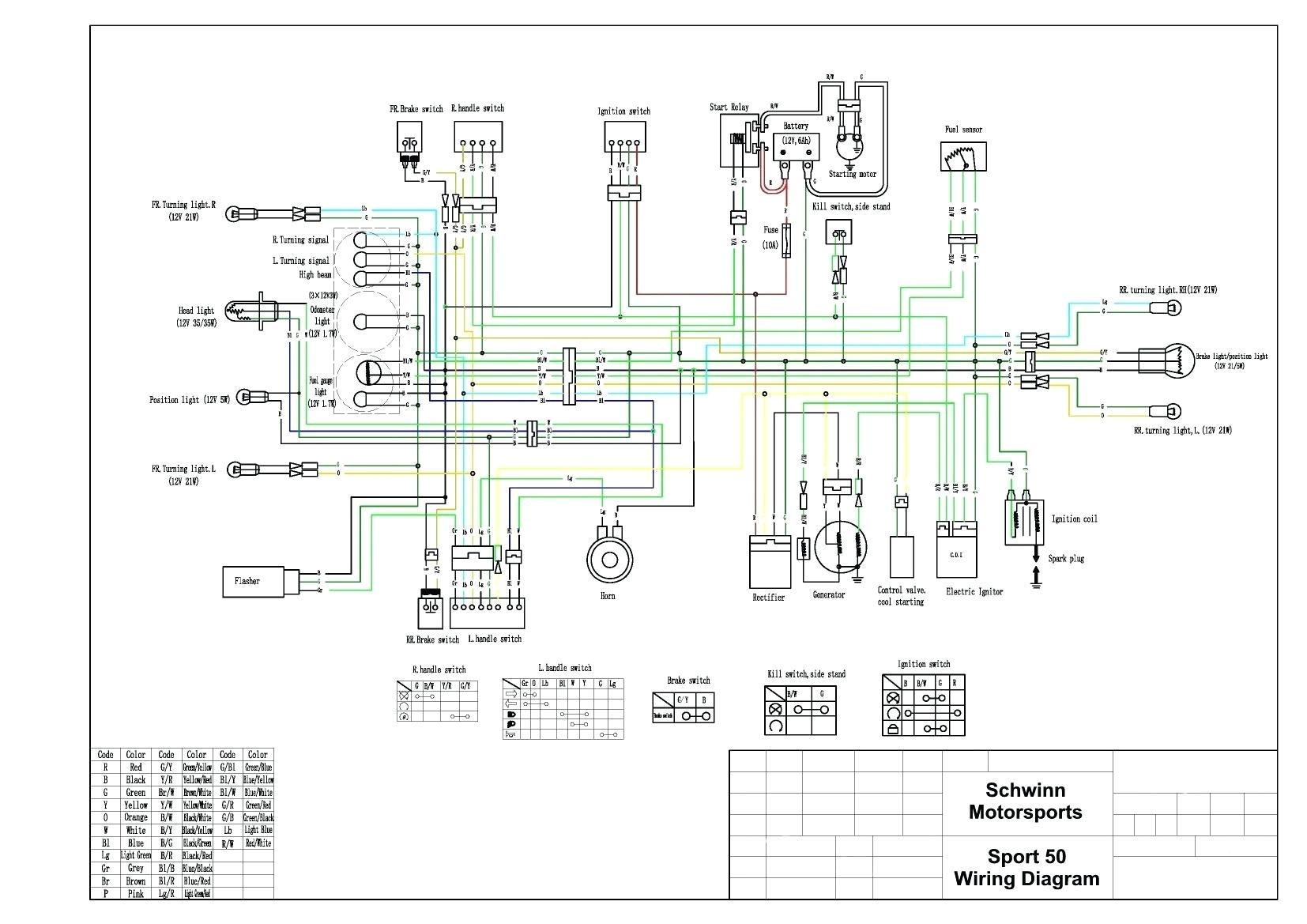 2012 Taotao 50cc Scooter Wiring Diagram Taotao Scooter Wiring Diagram Wiring Diagram Info