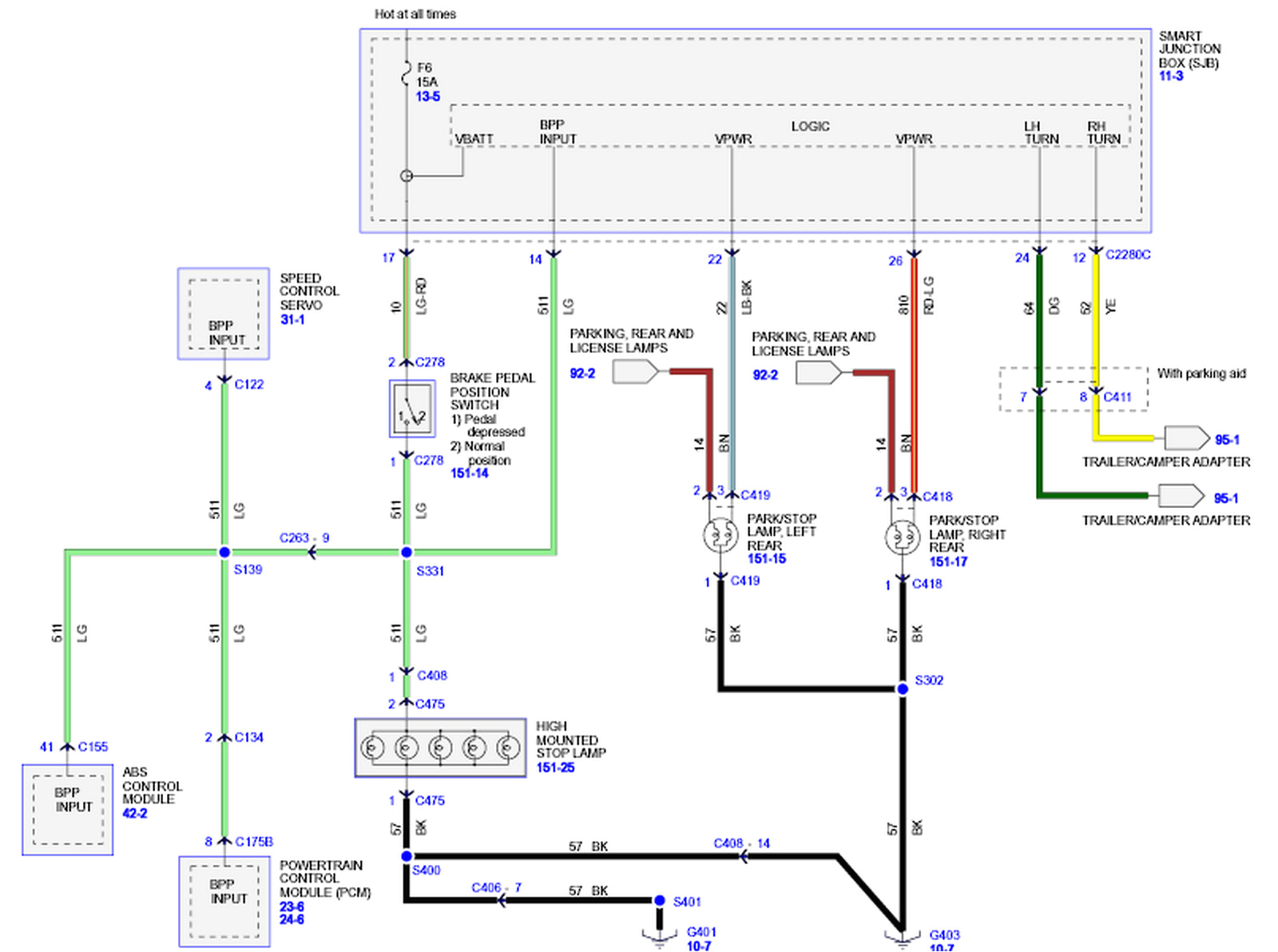 2013 ford Escape    Wiring       Diagram      autocardesign
