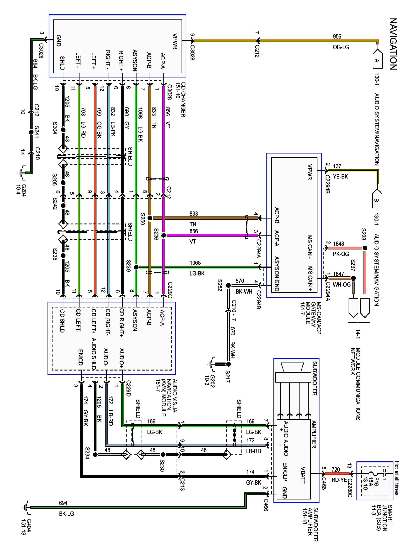 2013 ford Escape    Wiring       Diagram      autocardesign