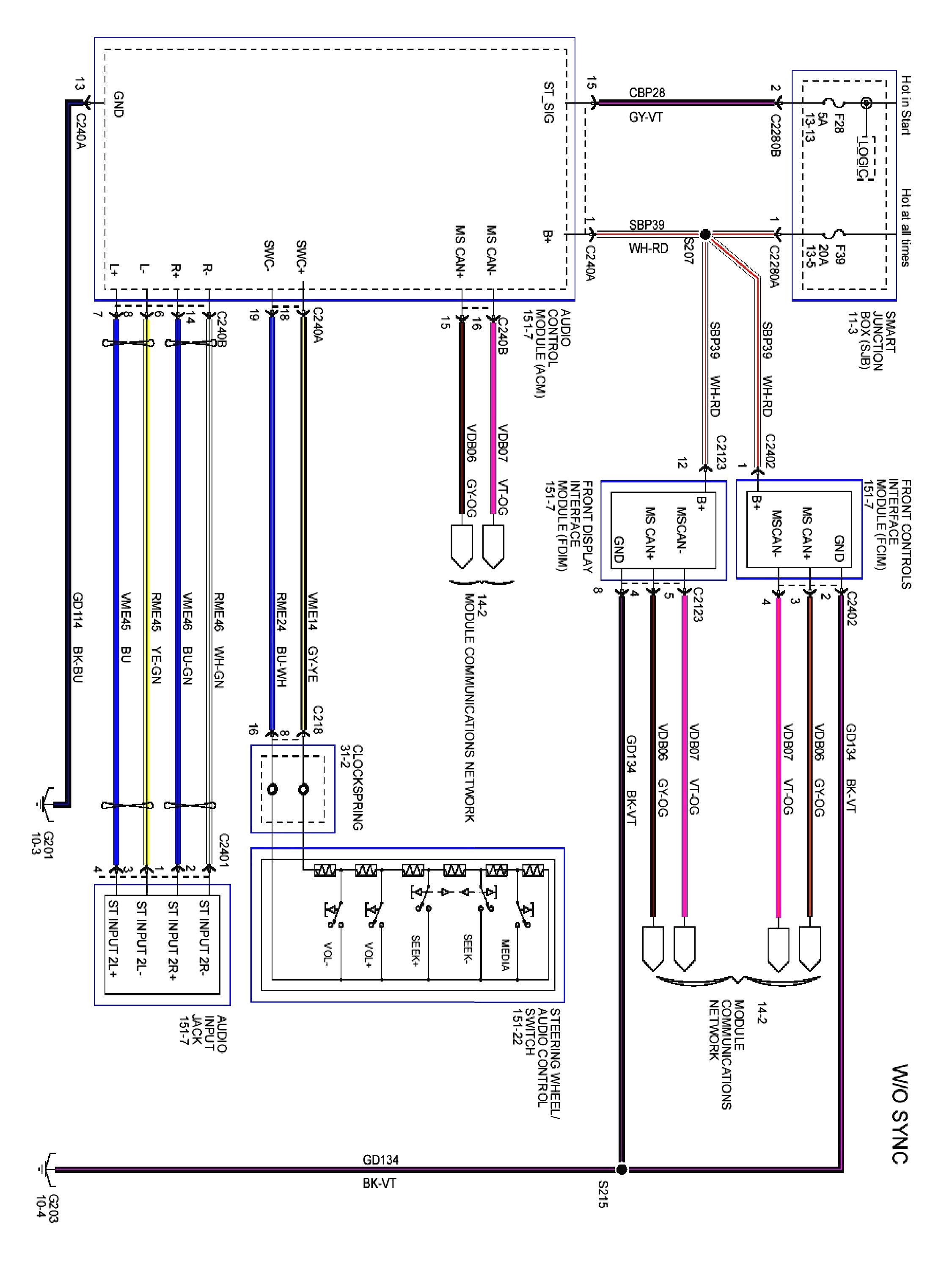 08 ford focus wiring harness diagram wiring diagram mega 2010 focus wiring diagram 2010 focus wiring diagram