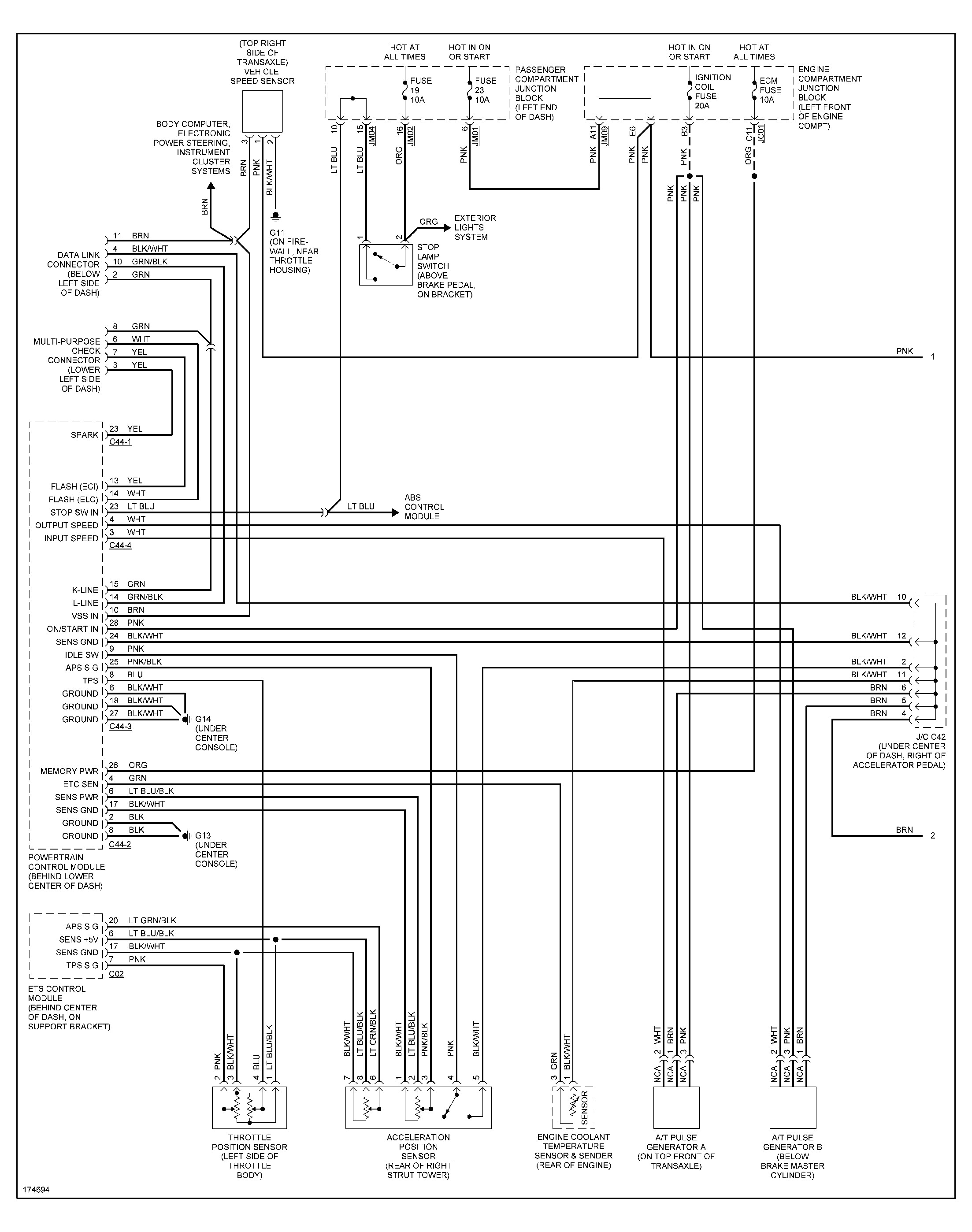 wire diagram 04 hyundai ets wiring library 2004 hyundai santa fe brakes wiring diagrams diy enthusiasts