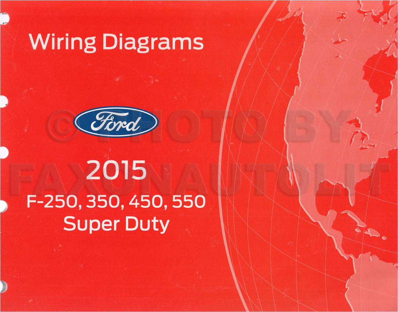 2015 ford f350 wiring diagram