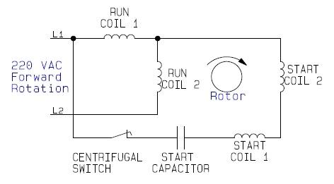 dual voltage motor wiring diagrams wiring diagram insiderdual voltage single phase motor wiring wiring diagrams dual