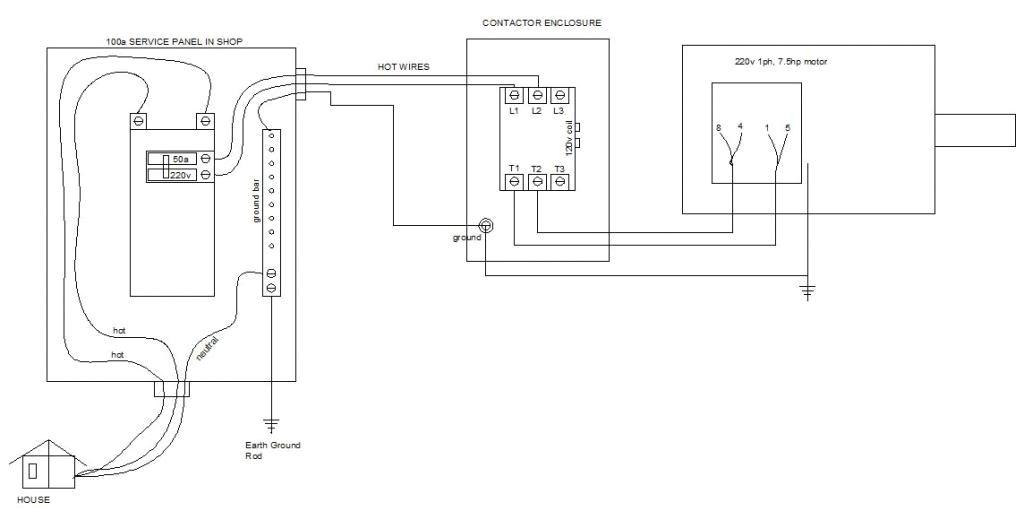 220v service wiring wiring diagram used 220v service wiring