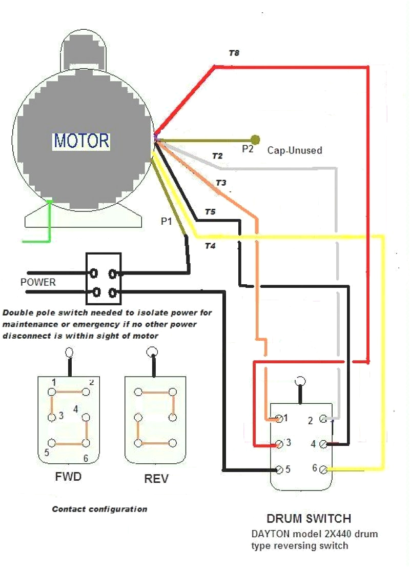 electric motor wire hookup diagrams wiring diagram expert ac motor wiring connection ac motor wiring